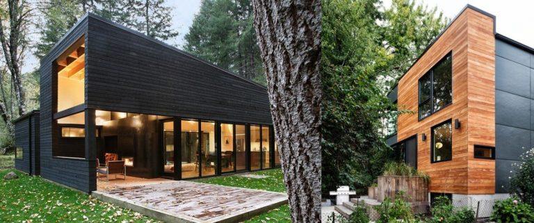 Revestimientos exteriores de madera