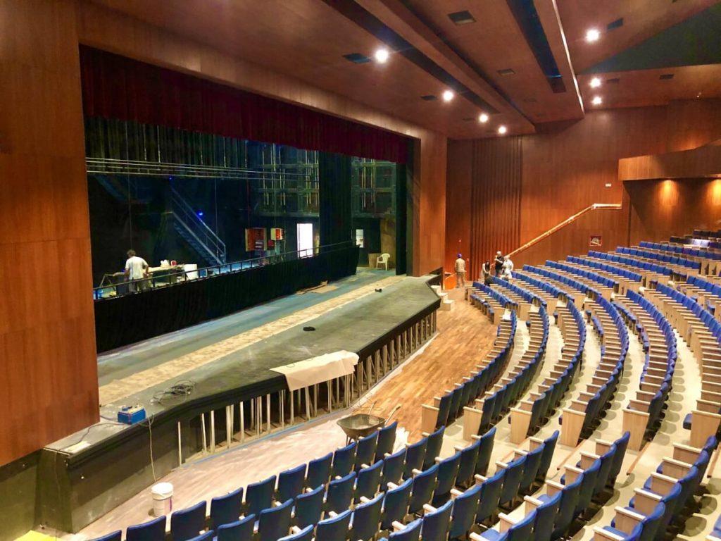 Teatro Tronador
